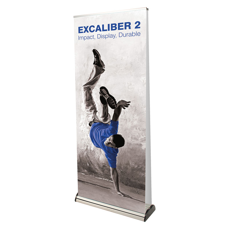 Roll Up Excaliber 2