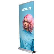 Roll-Up Molin s tiskem