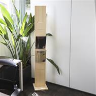 Dřevěný stojan na katalogy Dacapo Wood