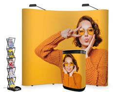 Pop-Up stánek Kit Plus 2
